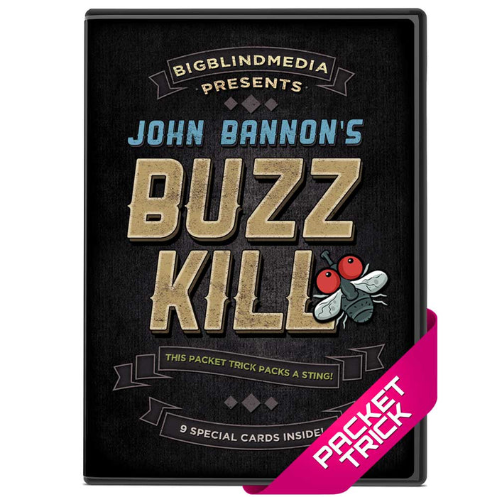 Buzzkill Packet Trick by John Bannon