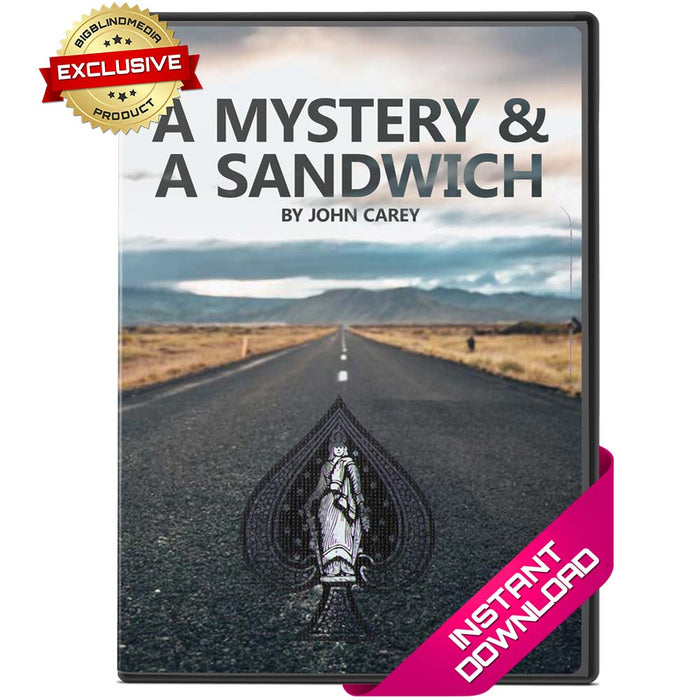 A Mystery and A Sandwich by John Carey - Video Download