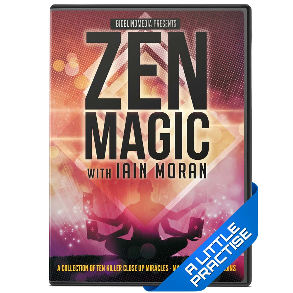 Zen Magic with Iain Moran
