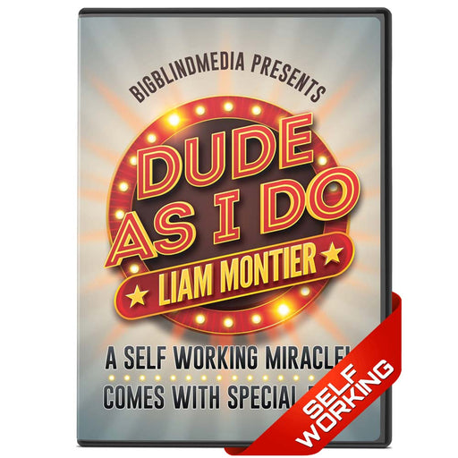 Dude As I Do by Liam Montier - A Self Working Miracle