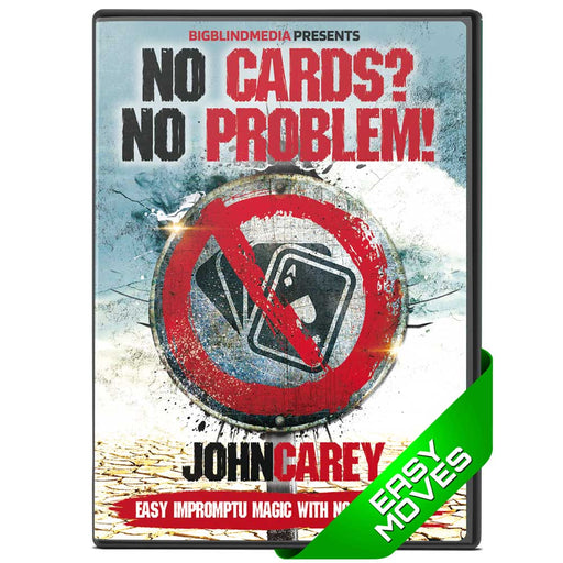 No Cards, No Problem by John Carey