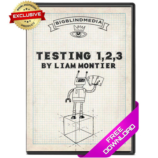Testing 123 by Liam Montier - Free eBook