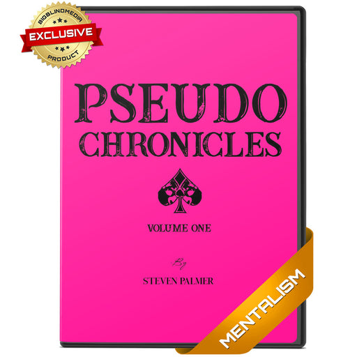 Pseudo Chronicles Vol 1 eBook by Steven Palmer