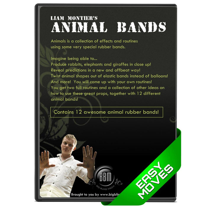 Animal Bands by Liam Montier