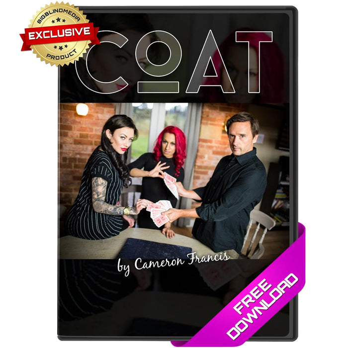 COAT by Cameron Francis - Free Video Download