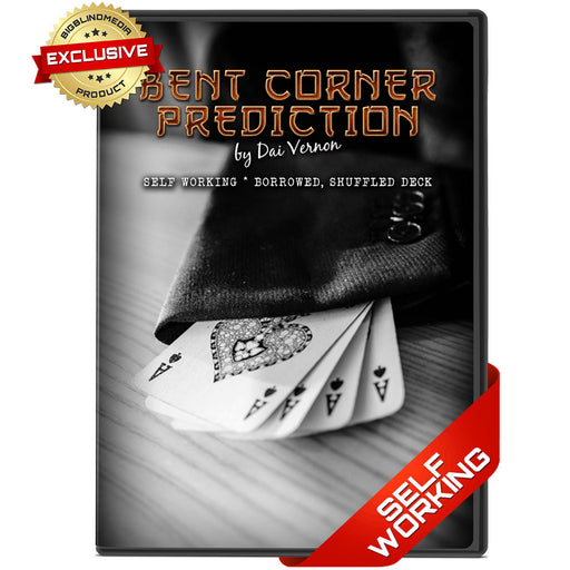 Bent Corner Prediction by Dai Vernon - Video Download