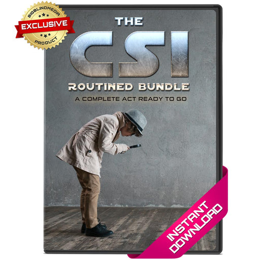 The CSI Routined Bundle by Liam Montier - Video Download