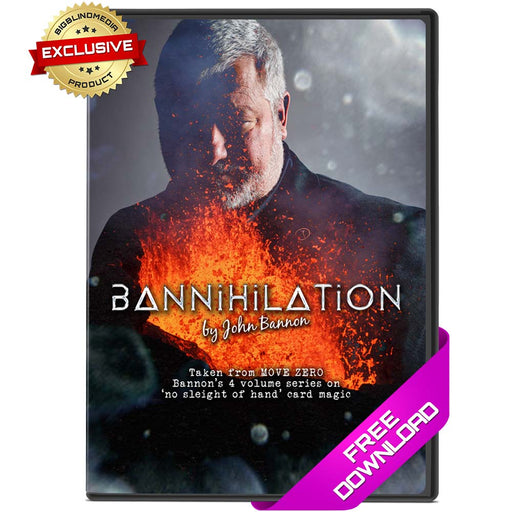 Bannihilation by John Bannon - Free Video Download