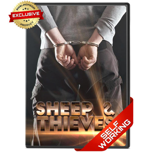 Sheep & Thieves - A Self Working Coin Trick - Video Download