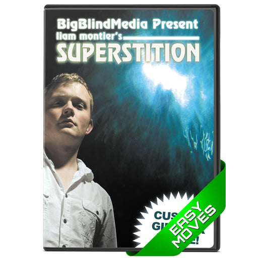 Superstition DVD (with special gimmick) - bigblindmedia.com