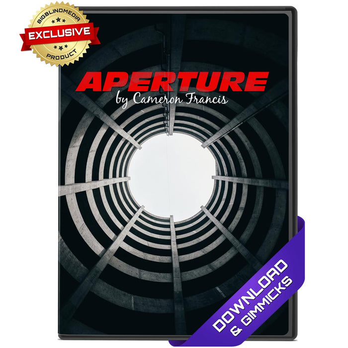 Aperture by Cameron Francis - Download & Gimmick