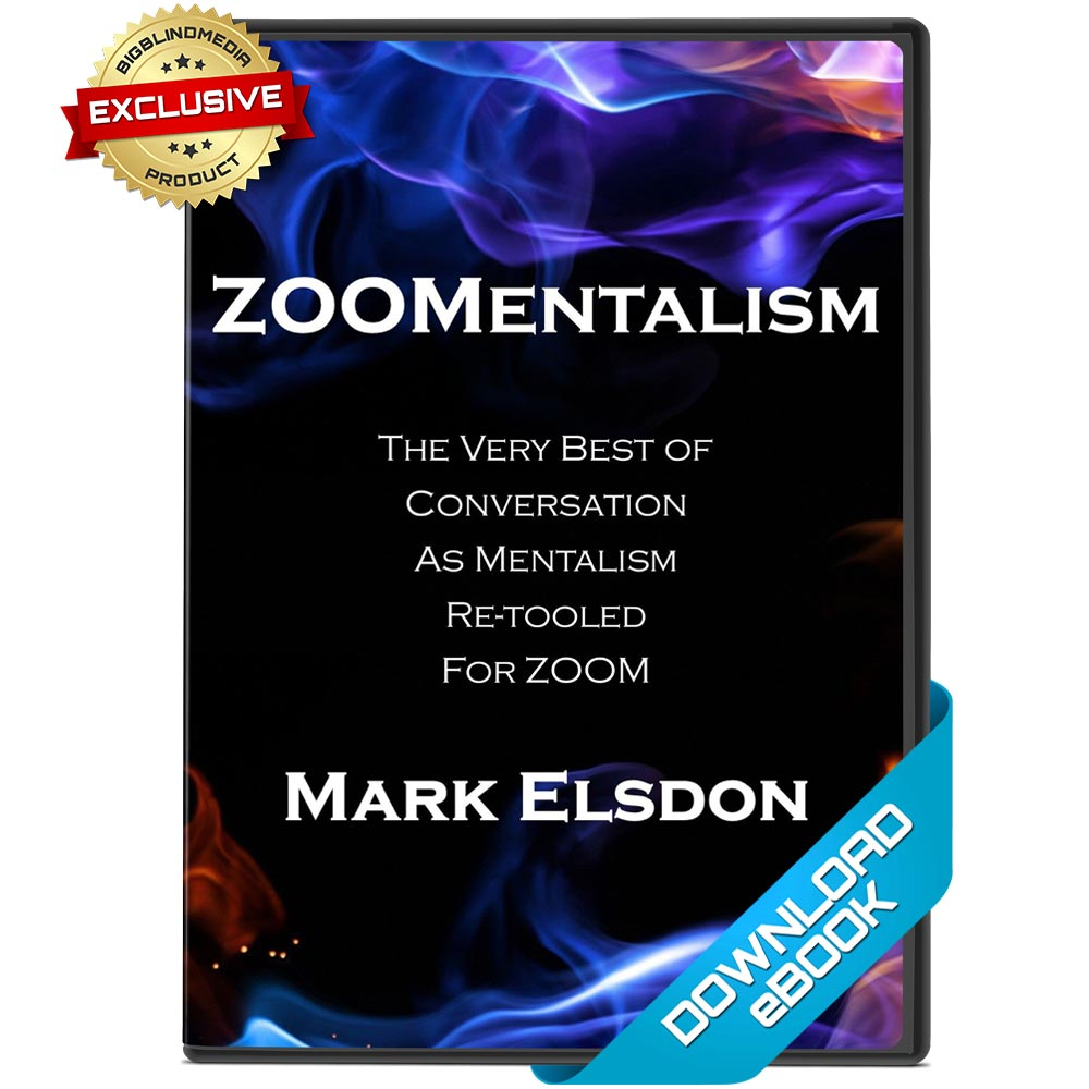 ZOOMentalism eBook by Mark Elsdon