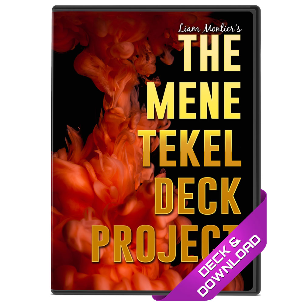 The Mene Tekel Deck Project - Video Download & Deck