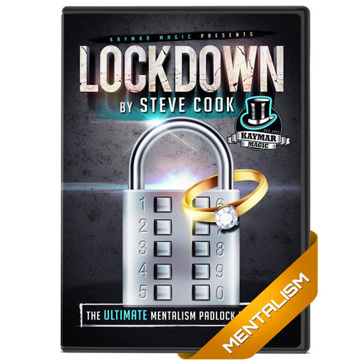 Lockdown by Steve Cook - Killer Mentalism