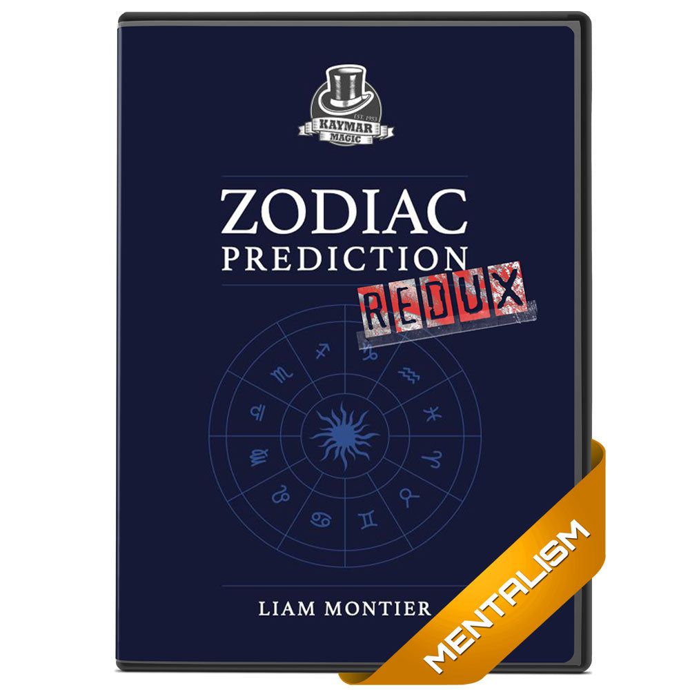The Zodiac Prediction REDUX by Liam Montier