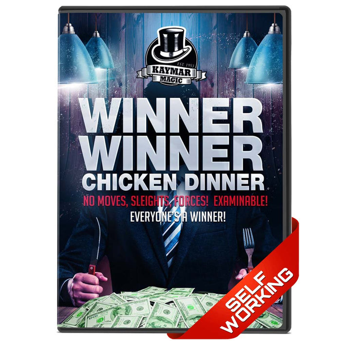 Winner Winner Chicken Dinner by Liam Montier