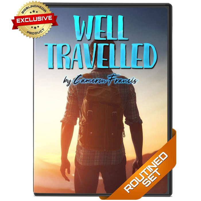 Well Travelled Routined Bundle by Cameron Francis - Video Download