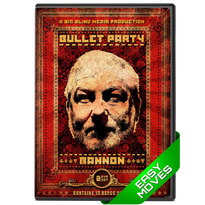 The Bullet Trilogy by John Bannon Bundle Boxset - 3xDVD Bundle