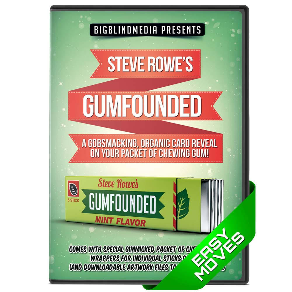 Gumfounded by Steve Rowe