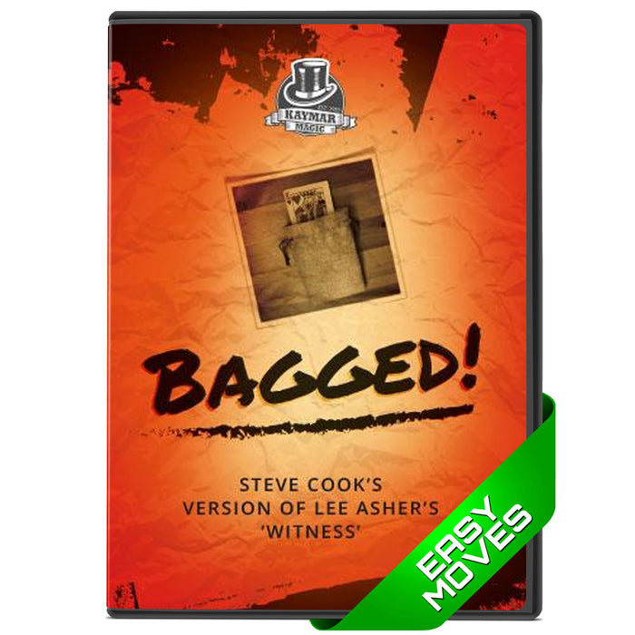 Bagged by Steve Cook