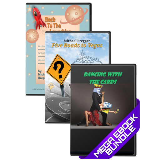 Michael Breggar Self Working and Semi-Automatic eBook Mega Bundle