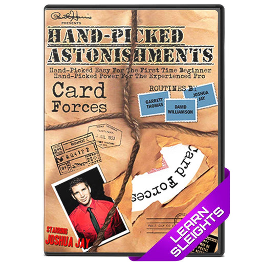 Hand-picked Astonishments (Card Forces) DVD DLOAD - bigblindmedia.com