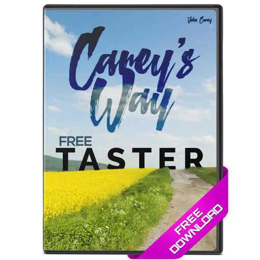 Carey's Way Book by John Carey Sampler - Free eBook