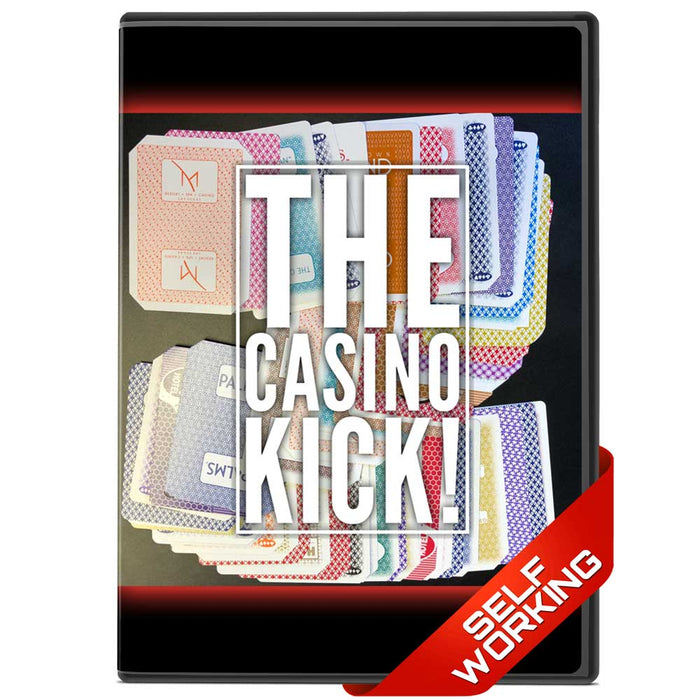 The Casino Kick Deck