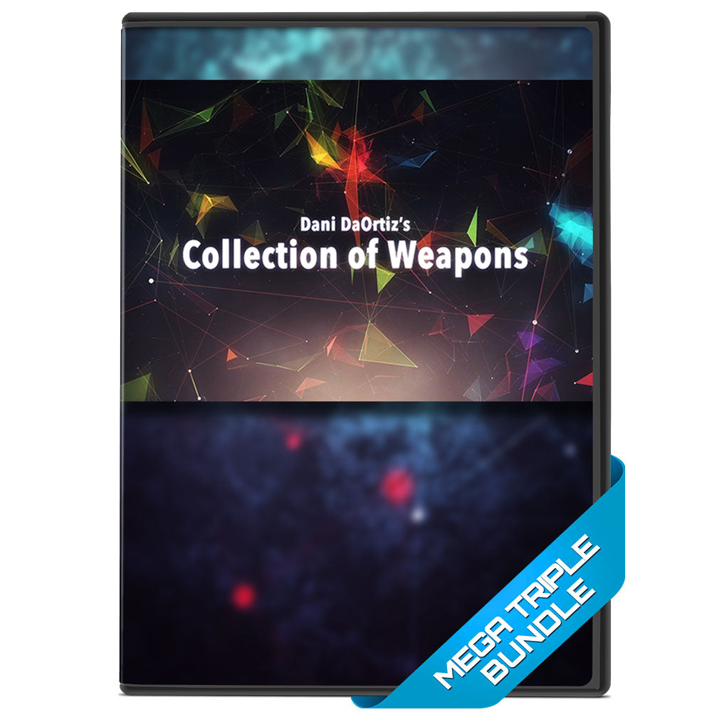 Collection of Weapons by Dani DaOrtiz - 3 Volume Video Download