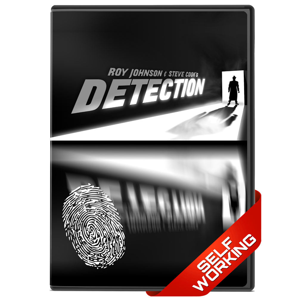 Detection by Roy Johnson and Steve Cook