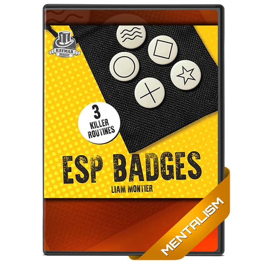 ESP Badges by Liam Montier