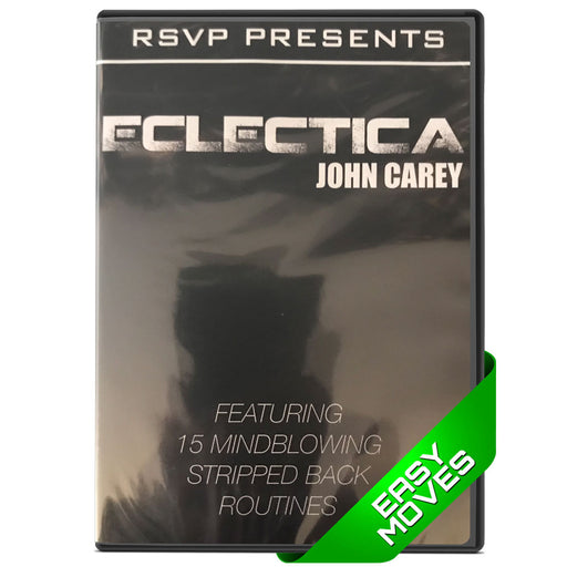 Eclectica DVD by John Carey