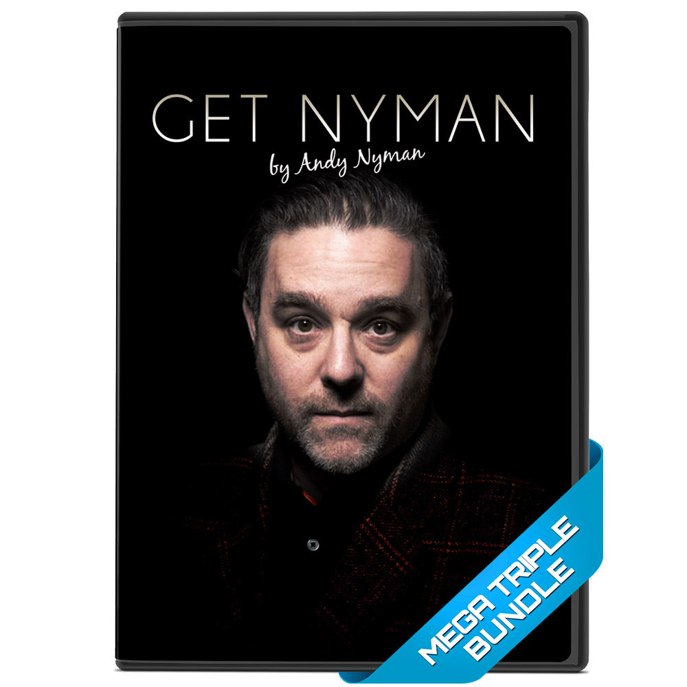 Get Nyman by Andy Nyman - 3 Volume Video Download