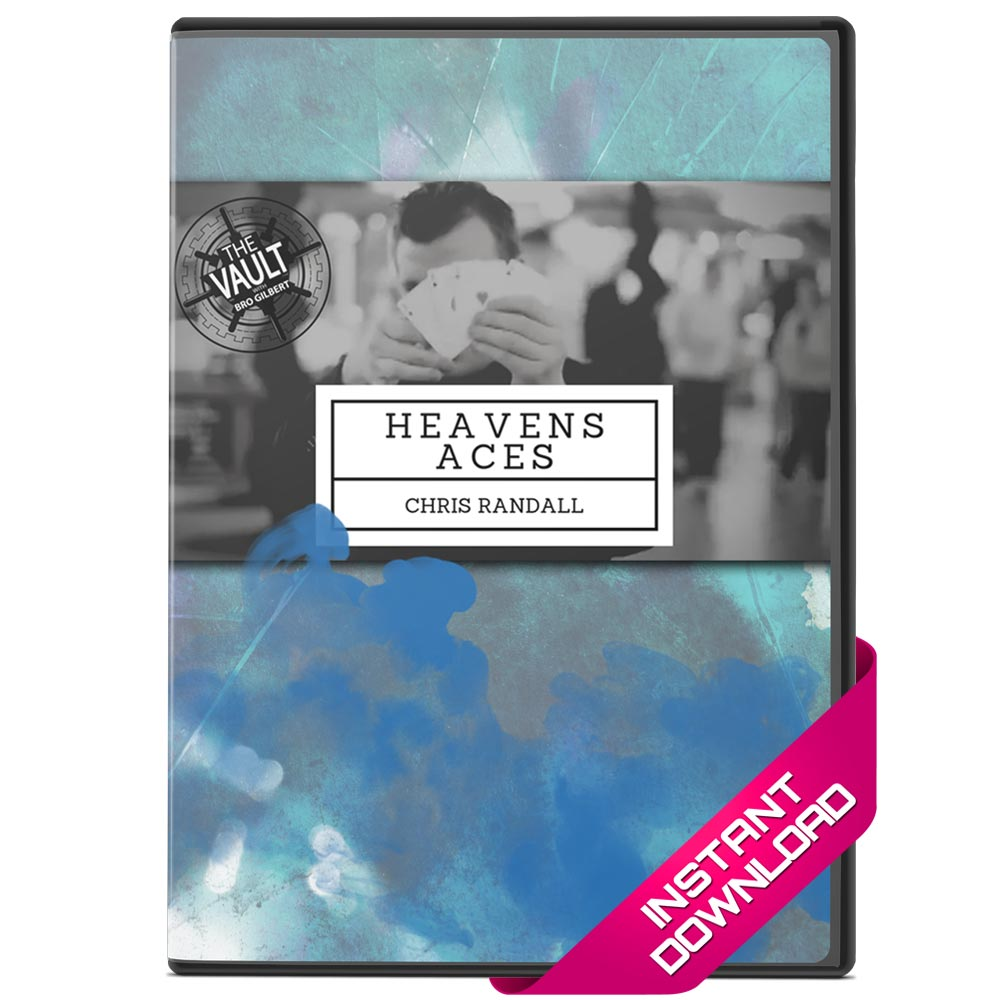 Heavens Aces by Chris Randall - Instant Download