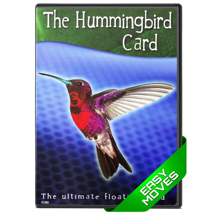 Hummingbird - The Ultimate Floating Card