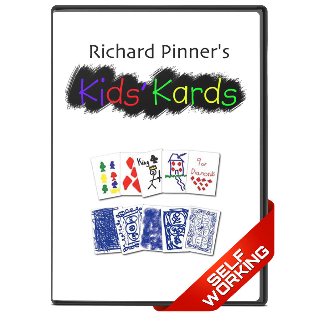 Kids Kards by Richard Pinner