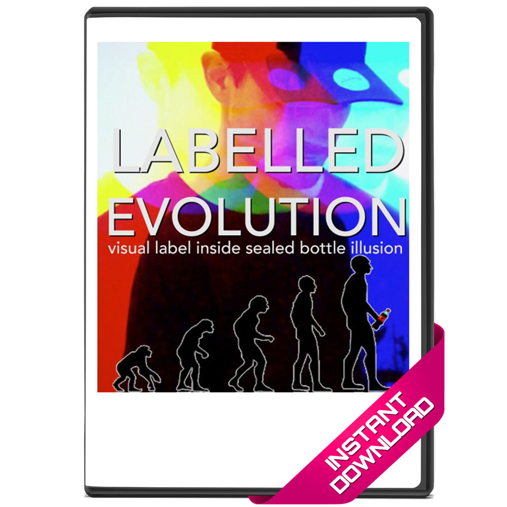 Labelled Evolution by Ben Williams - Video Download