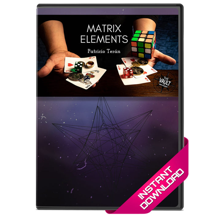 Matrix Elements by Patricio Teran - Video Download