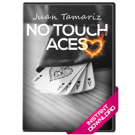 No Touch Aces by Juan Tamariz - Video Download