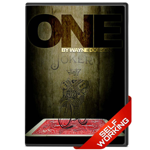 One by Wayne Dobson