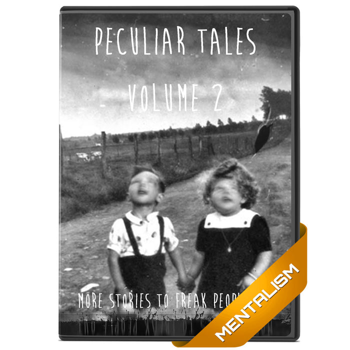 Peculiar Tales by Mark Elsdon - Stories To Freak People Out eBook Bundle