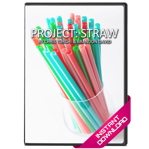 Project Straw by Chris Turchi and Brandon David
