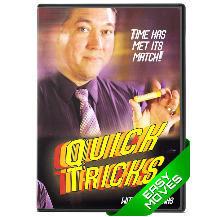 Quick Tricks DVD by Ben Salinas