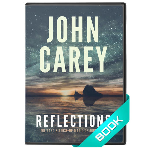 Reflections by John Carey - Hardback Book