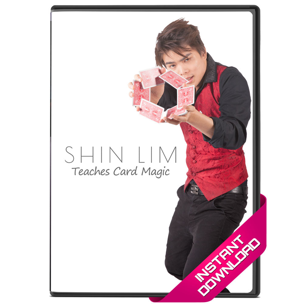 Shin Lim Teaches Card Magic - Video Download