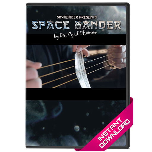 Skymember Presents Space Bander by Dr. Cyril Thomas