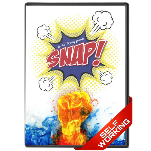 Snap - Prank Deck by OGrady Creations Ltd