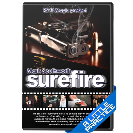 Surefire DVD by Mark Southworth