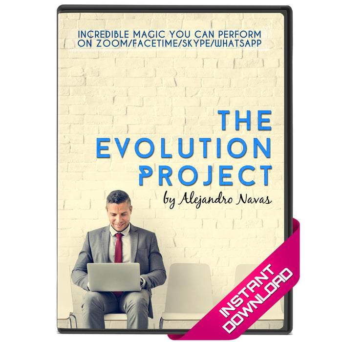 The Evolution Project by Alejandro Navas - Video Download