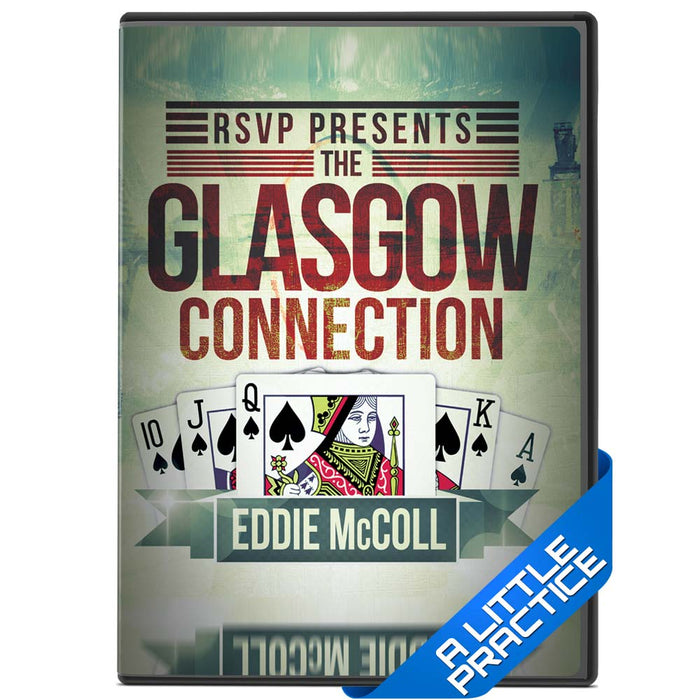 The Glasgow Connection DVD by Eddie McColl